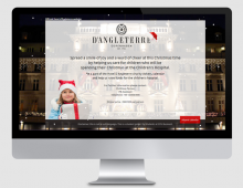 D'angleterre – Charity event