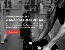 Website for AthGene